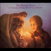 The Moody Blues: Every Good Boy Deserves Favour [SACD Bonus Tracks] [Digipak]