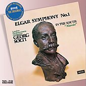 The Originals - Elgar: Symphony no 1, etc / Solti, London PO