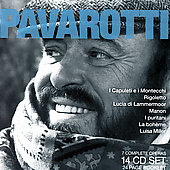 Bellini, Verdi, Donizetti, etci: Operas / Pavarotti, et al