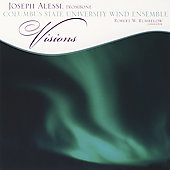 Visions - Appermont, etc: Works with Trombone / Alessi