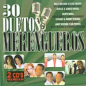 Various Artists: 30 Duetos Merengueros