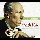 American Classics - Anderson: Sleigh Ride and other Holiday Favorites / Leonard Slatkin, BBC Concert Orchestra