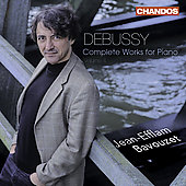 Debussy: Complete Works for Piano Vol 4 / Bavouzet