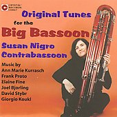 Original Tunes for the Big Bassoon - Koukl, etc / Susan Nigro, Mark Lindeblad