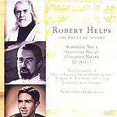 Helps: Orchestral Works / Wiedrich, Curtis, Yordanova, Painter, et al