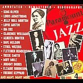 Various Artists: Paramount Jazz [Box]