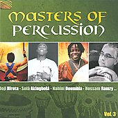 Hossam Ramzy: Masters of Percussion [Arc]