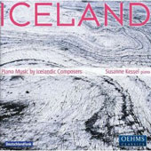 Iceland: Piano Music by Icelandic Composers