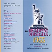 Ross Patterson: The Broadway Musicals of 1955