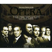 The Great Masters of the Opera
