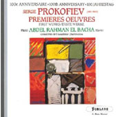 Prokofiev: First Works