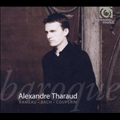 Baroque - Keyboard music of J.S. Bach, Couperin and Rameau / Alexandre Tharaud, piano [3 CDs]