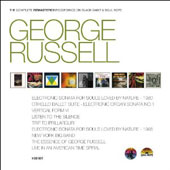 George Russell: Complete Remastered Recordings on Black Saint & Soul Note [Box] *