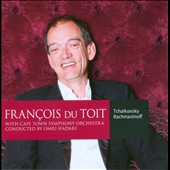 Fran&ccedil;ois du Toit Plays Tchaikovsky, Rachmaninoff