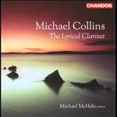 The Lyrical Clarinet / Michael Collins