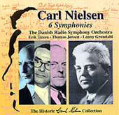 Carl Nielsen Historic Collection Vol 1 - The 6 Symphonies