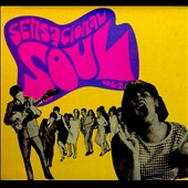Various Artists: SENSACIONALSOULVOL232GROOVYSPANISHSOULFUNKSTOMPERS19651972 [Digipak]