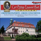 C.P.E. Bach: Oboe Concertos / Burkhard Glaetzner, oboe