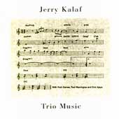 Jerry Kalaf: Trio Music *