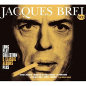 Jacques Brel: Long Play Collection: 5 Classic Albums Plus