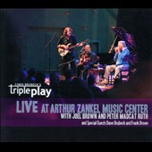 Tripleplay/Joel Brown/Chris Brubeck's Triple Play/Chris Brubeck: Live At Arthur Zankel Music Center [Digipak]