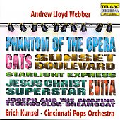 Erich Kunzel (Conductor): Andrew Lloyd Webber