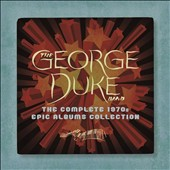 George Duke: The  Complete 1970s Epic Albums Collection [Box]