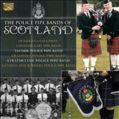 Various Artists: Police Pipe Bands of Scotland