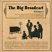 Various Artists: The Big Broadcast, Vol. 8