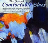 Tim Solook: Comfortable Blues