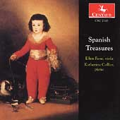Spanish Treasures / Ellen Rose, Katherine Collier