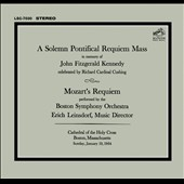 A Solemn Pontifical Requiem Mass in memory of John F. Kennedy: Mozart - Requiem