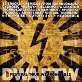 Various Artists: DWA Festival Tour Weapons 2013