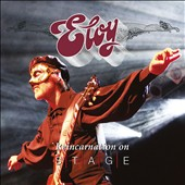 Eloy: Reincarnation On Stage [Digipak]