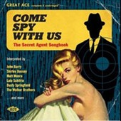 Various Artists: Come Spy with Us: The Secret Agent Handbook