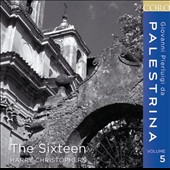 Palestrina, Vol. 5 / The Sixteen, Harry Christophers