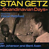 Stan Getz (Sax): Scandinavian Days 1959