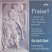 Praise! - J & D Willcocks, Patterson, Rutter / Willcocks