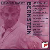 Bernstein Century - Jeremiah, The Age of Anxiety, etc