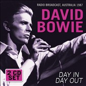 David Bowie: Day In, Day Out: Radio Broadcast