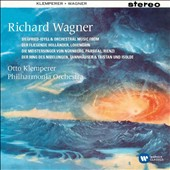 Klemperer Conducts Wagner: Overtures, preludes & orchestral interludes / Otto Klemperer, Philharmonia Orch. (stereo, rec. 1960-61)