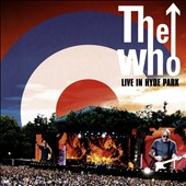 The Who: Live in Hyde Park [CD/DVD/BR]