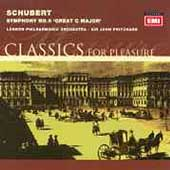 Schubert: Symphony no 9 / Sir John Pritchard, London PO