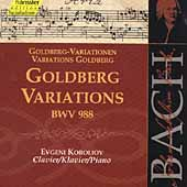 Edition Bachakademie Vol 112 - Goldberg Variations BWV 988