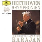 Karajan Collection - Beethoven: 9 Symphonien / Berlin PO