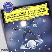 Holst: Planets;  Strauss: Also Sprach Zarathustra /Steinberg