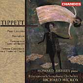 Tippett: Piano Concerto, etc / Shelley, Hickox, et al