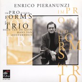 Enrico Pieranunzi: Improvised Forms of Trio