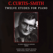 Curtis-Smith: Twelve Etudes, etc / Davies, et al