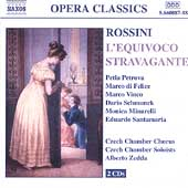 Opera Classics - Rossini: L'equivoco stravagante / Zedda